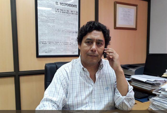 Julio Delgado, El Independiente