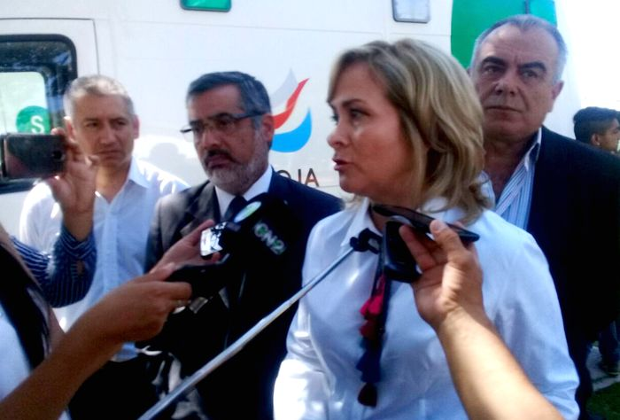 judit diaz bazan ambulancia