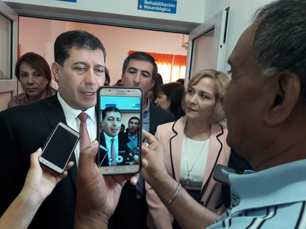 CASAS FERNANDEZ NOTA EN CENTRO PRIMARIO DE SALUD